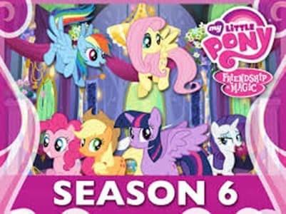 Jual Dvd Movie Series Animasi My Little Pony Friendship Is Magic Season 6 Kab Bekasi Hudami Cinema Tokopedia