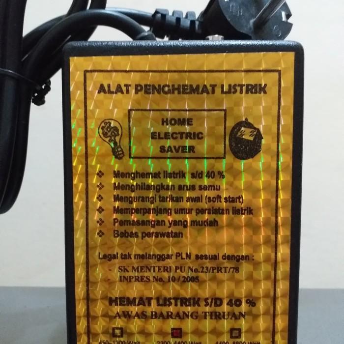 Alat Penghemat Listrik HOME ELECTRIC SAVER ORIGINAL B 2200 - 4400 Watt