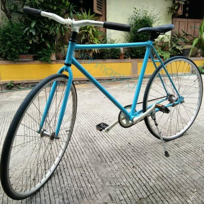 Jual (SECOND/BEKAS) Sepeda Fixie Kota Depok rahma
