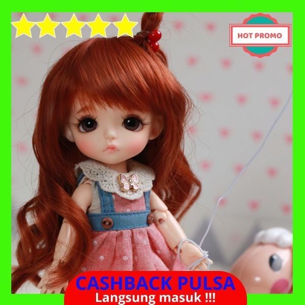 Free Face Make UP+Free Eyes 1//6 Bjd Doll SD Doll iple kid 1//6 lonnie Girl