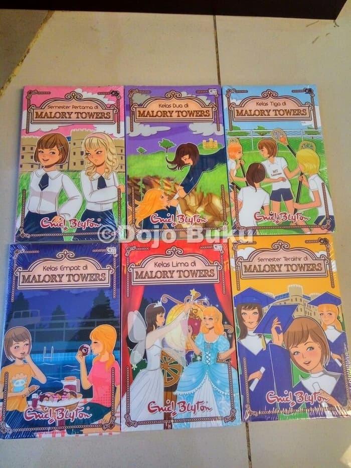 Jual Buku Seri Malory Towers by Enid Blyton - DKI Jakarta - Asisten buku |  Tokopedia