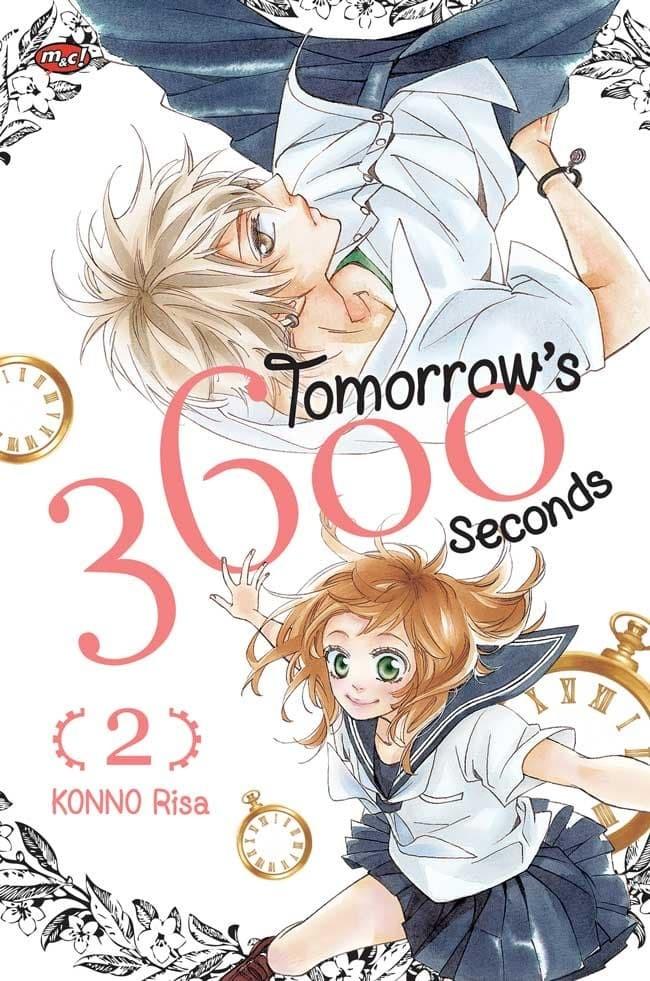 Buku Tomorrow's 3600 Seconds 02