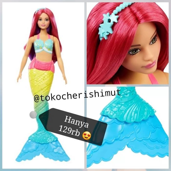 Jual Jual Barbie Duyung Murah - Barbie Mermaid Diskon Original Mattel -  Kota Yogyakarta - Cherish 88 | Tokopedia