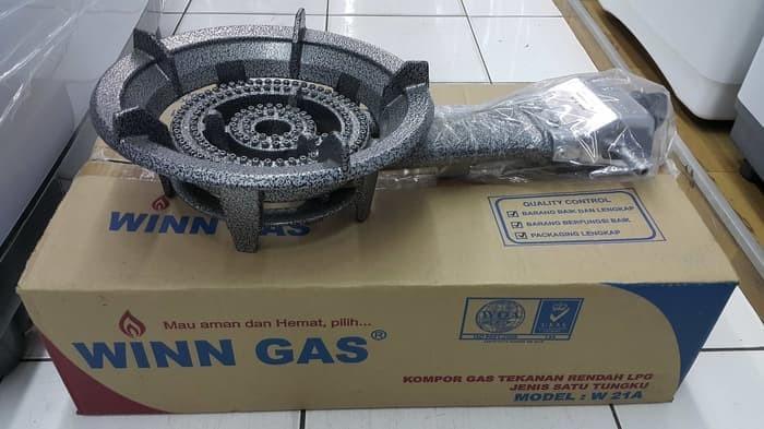 Winn Gas 21a Kompor Gas Komersil 1 Tungku Daftar Harga Terlengkap