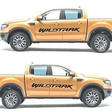 Jual Sticker Ranger Ford Wildtrak Big Super Size Promo Kota