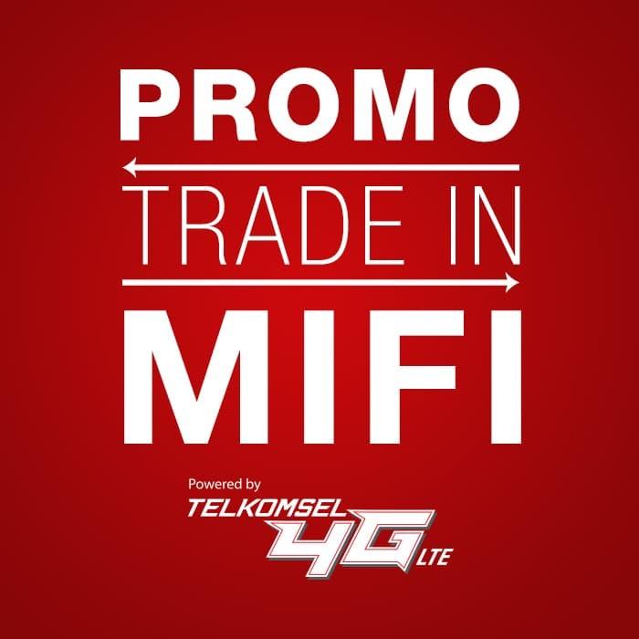 harga Promo trade in mifi 4g telkomsel Tokopedia.com