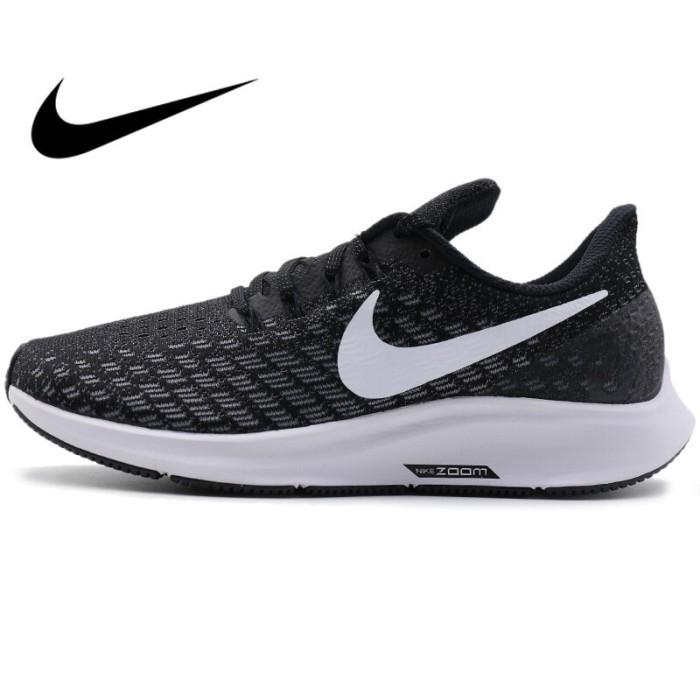 Oscurecer amplio Presa  Jual Asli NIKE AIR ZOOM PEGASUS 35 Lari Wanita Sepatu Kets Olahraga Luar -  Kab. Sleman - maztopa | Tokopedia