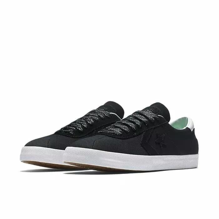 Jual  ORIGINAL  Sepatu Converse Breakpoint Pro Ox Black White Green ... 5cc6d671a