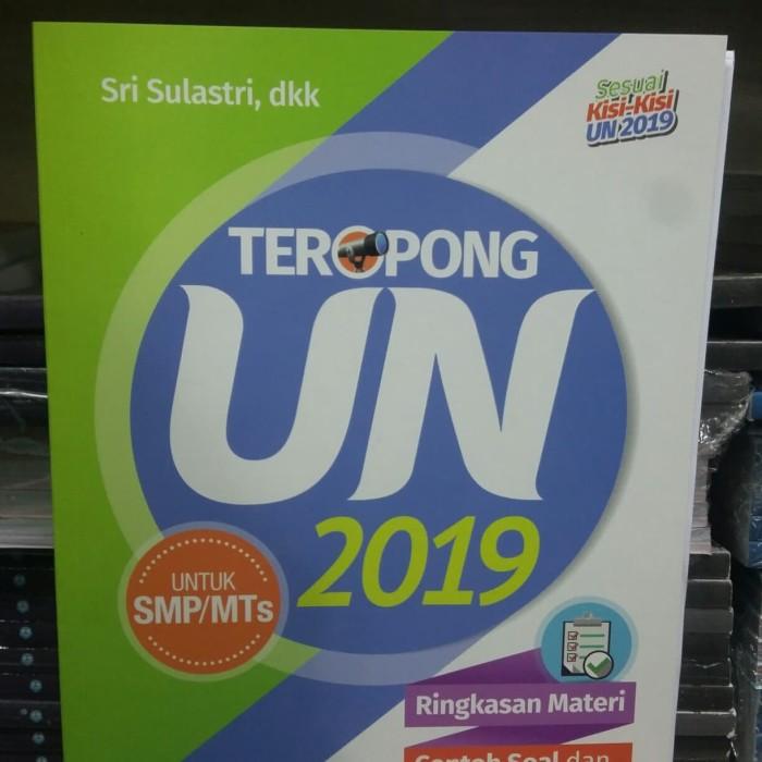 Jual Teropong Un Untuk Smp Mts 2019 Jakarta Pusat Mangun Store Tokopedia