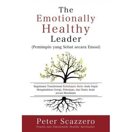 Foto Produk Emotionally Healthy Leader dari Pure Post