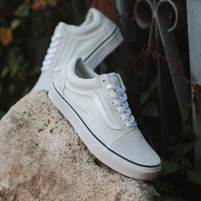 new images of united states catch Jual Sneakers Vans Oldskool Blue Flower / True White Original 100 ...