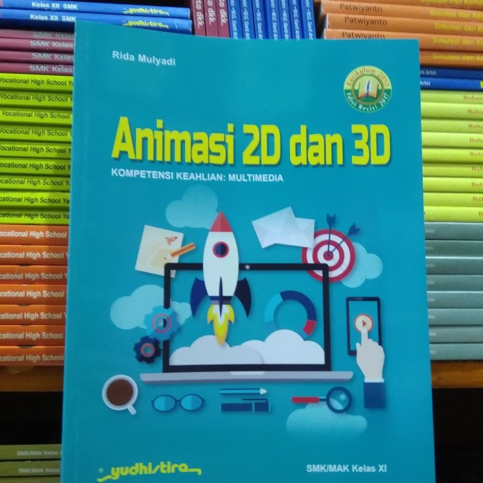 Jual Animasi 2d Dan 3d Kelas Xi Kota Bandung Armico Tokopedia