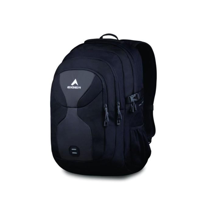 65831eecd18 Jual Eiger Tas Daypack Laptop 14 Inch Digi Vault - Hitam - Barakka ...