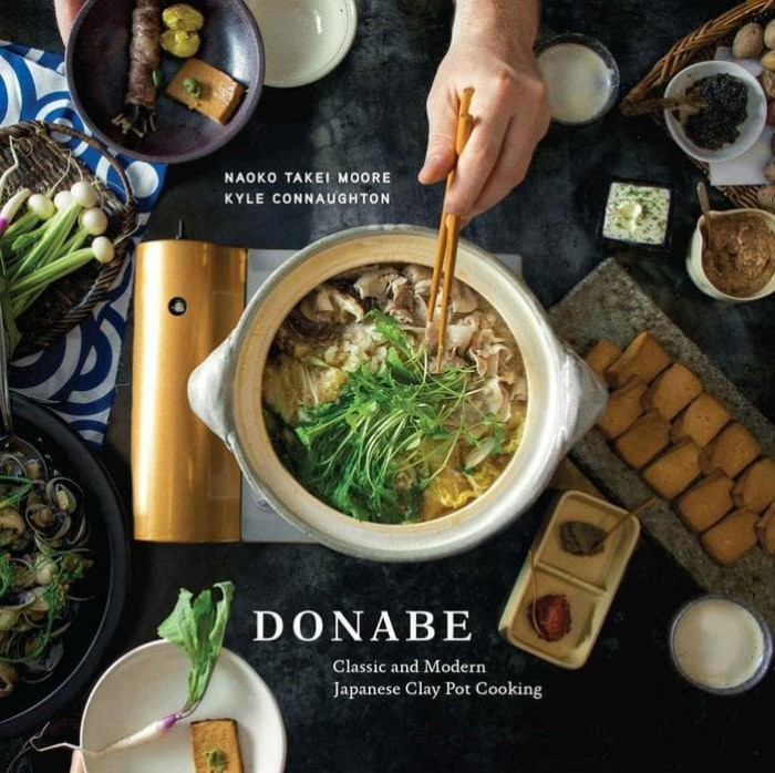 Donabe: Classic and Modern Japanese Clay Pot Cooking [eBook/e-book]