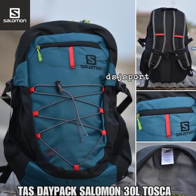 Jual Cantik Daypack   Backpack   Tas Camping Salomon Sale ... ce8c96180a