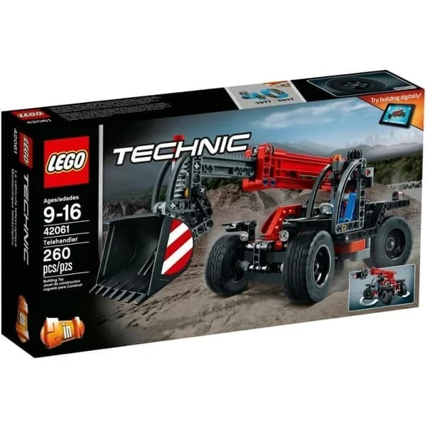 Jual Lego Technic Mini Loader Ake Ake Store Tokopedia