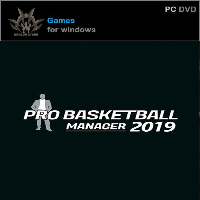 Jual Pro Basketball Manager 2019 1 Dvd Kab Padang Pariaman Dragon Store 1 Tokopedia