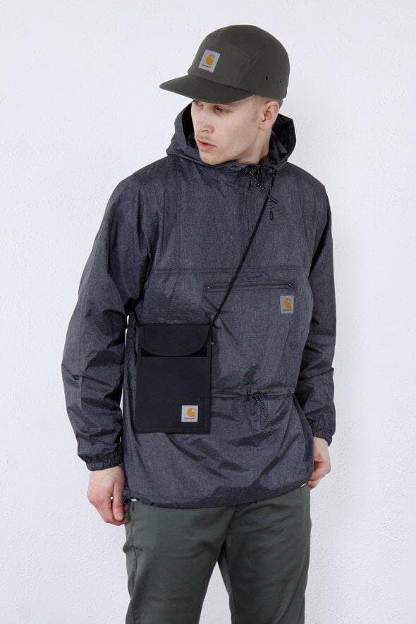 1425f95b65 Jual carhartt wip collins neck pouch (BLACK) -READYSTOCK - Kota ...