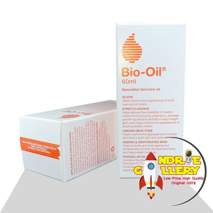 6149Bio Oil Original Penghilang Bekas Luka Scar Stretc