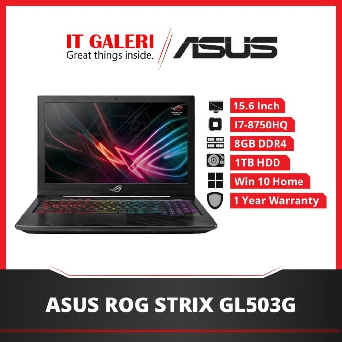 harga Laptop asus rog strix gl503ge-en023t Tokopedia.com