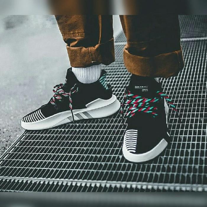 Jual Sepatu Adidas EQT Bask ADV Oreo