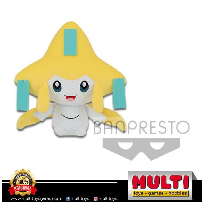 harga Pokemon focus phantom pokemon big plush jirachi 38866b Tokopedia.com