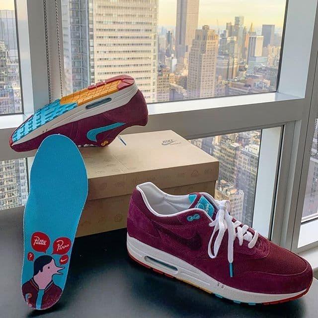 Jual Patta x Parra x Nike Air Max 1