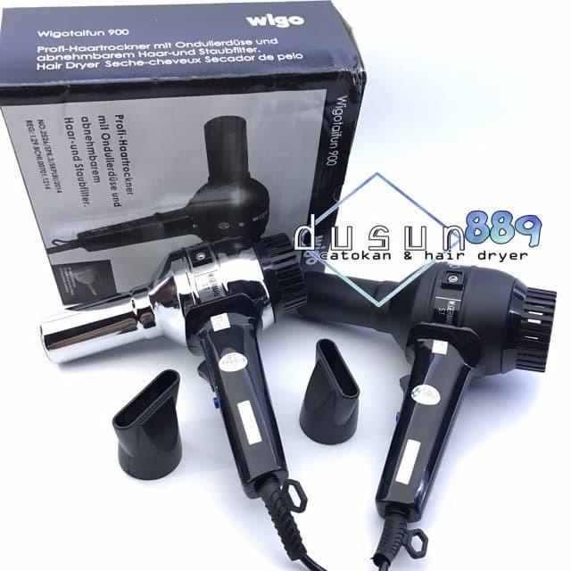 Promo HAIR DRYER WIGO TAIFUN 900 1100 ALAT PENGERING RAMBUT HAIRDRYER . 337721f494