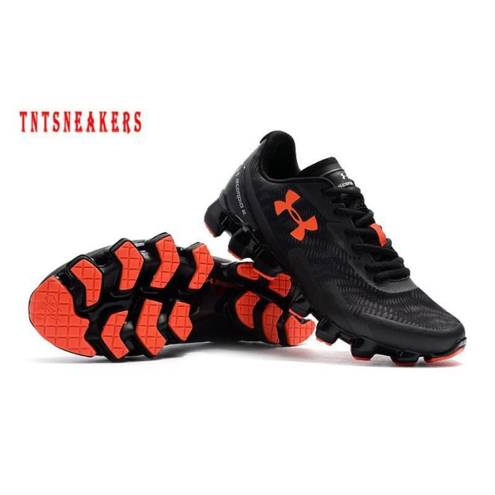 timeless design 805c3 c70cf Jual Original Under Armour Men's UA Scorpio 2 Running Shoes Sneakers 4 -  DKI Jakarta - Sport_Station   Tokopedia