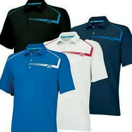 Jual Kaos Kerah Polo Shirt Baju Tshirt Adidas Golf Kota Bekasi 45 Collection Tokopedia