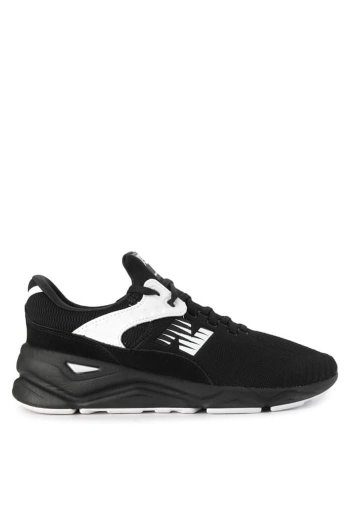 Jual Sepatu New Balance X90 Engineered Knit Ori Terbaru Black