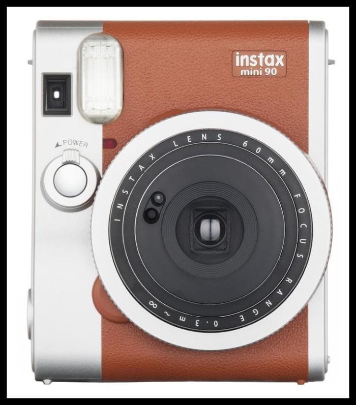 (Best Seller!!) Fujifilm Instax Mini 90 Neo Classic Brown