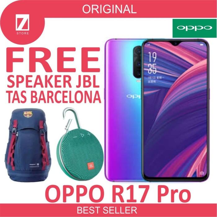harga OPPO R17 PRO RAM 8/128 GARANSI OPPO INDONESIA FREE SPEAKER & TAS Tokopedia.com