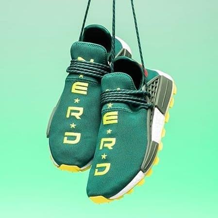 4a37321d9dbc5 Jual adidas nmd human race nerd green mirror quality - Hijau