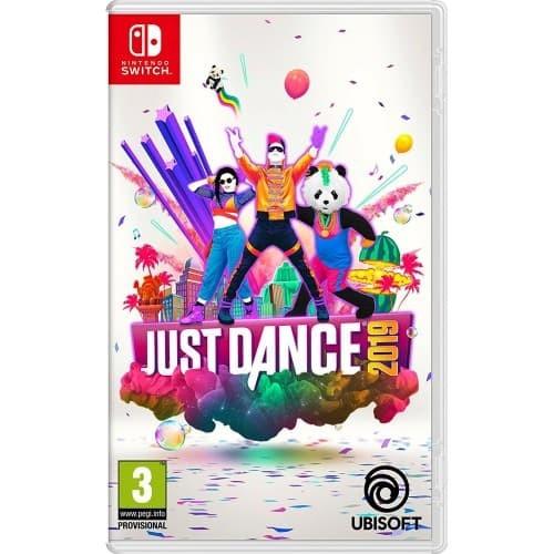 harga Switch just dance 2019 (eur/english) Tokopedia.com