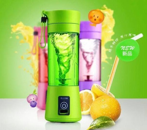 Produk Baru New Shake N Take Portable Rechargeable - Blender Mini -