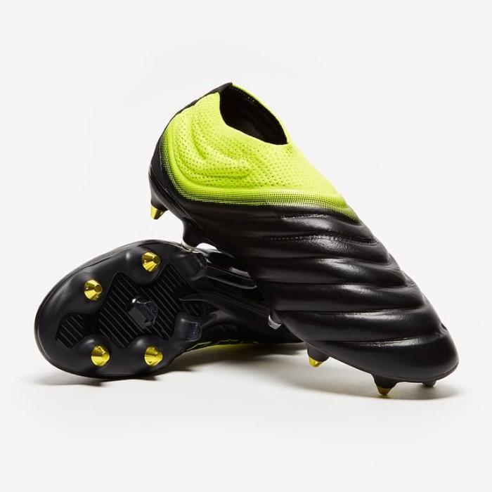 Jual Sepatu Bola Adidas Original Copa 19 Sg Black D98146 Kab