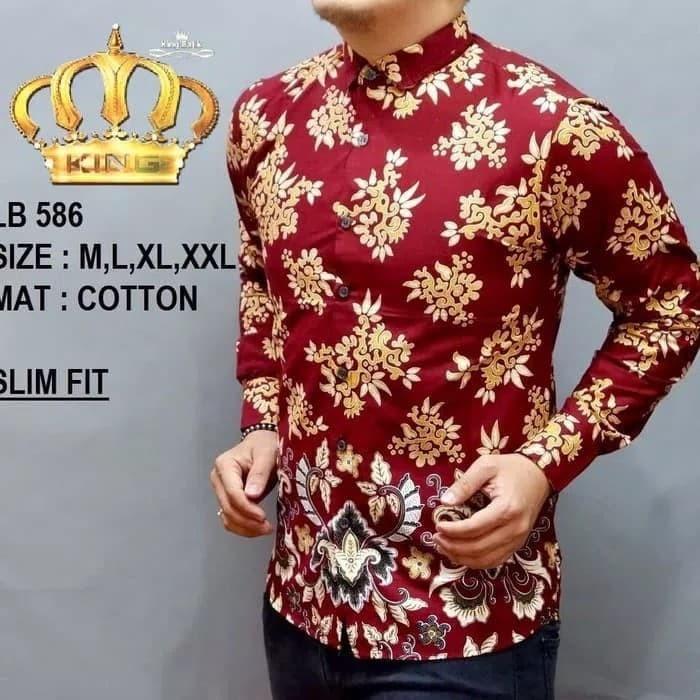 105 Contoh Baju Batik Cina Pria Terbaik
