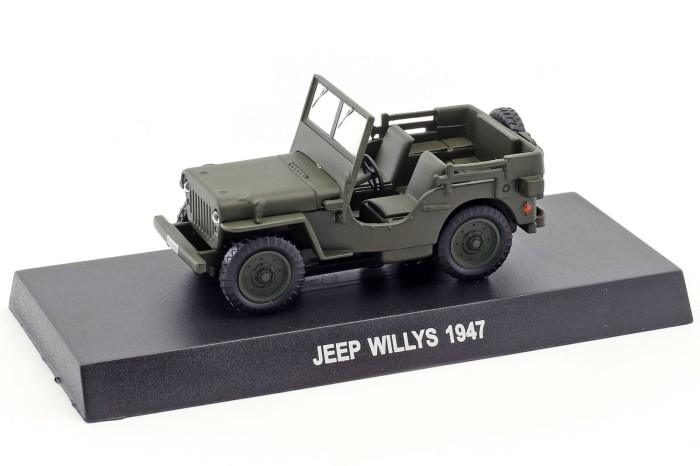 Military Jeep For Sale >> Jual Sale Diecast Jeep Willys Year 1947 Olive Green Miniatur Kota Bandar Lampung Toysfreak Tokopedia