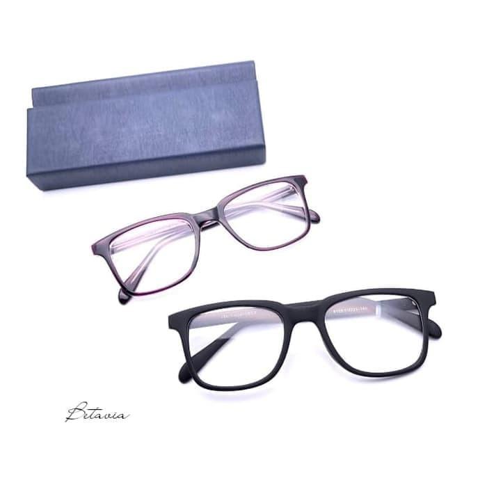 Frame kacamata Minus SUPERMAN ( Clark Kent ) + Lensa Antiradiasi b87f18fdd0