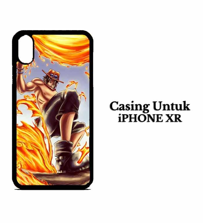 Jual Casing Hp Iphone Xr One Piece Wallpaper Fire Custom Hard Case Cover Kota Semarang Se7enstores Tokopedia