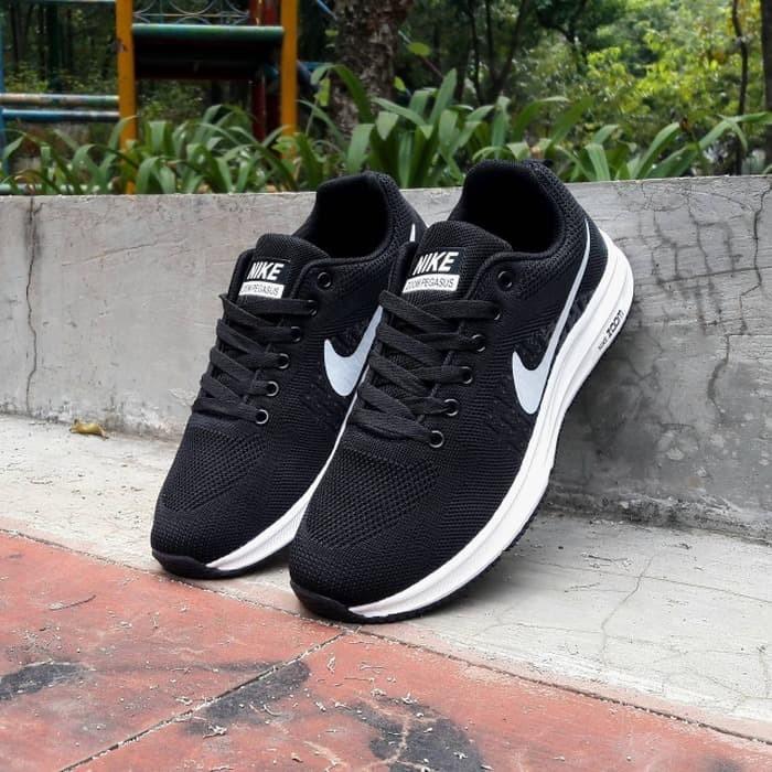 Jual Terbatas Sepatu Nike Zoom Pegasus Import Black Wanita Olahraga ... ebac2edb26