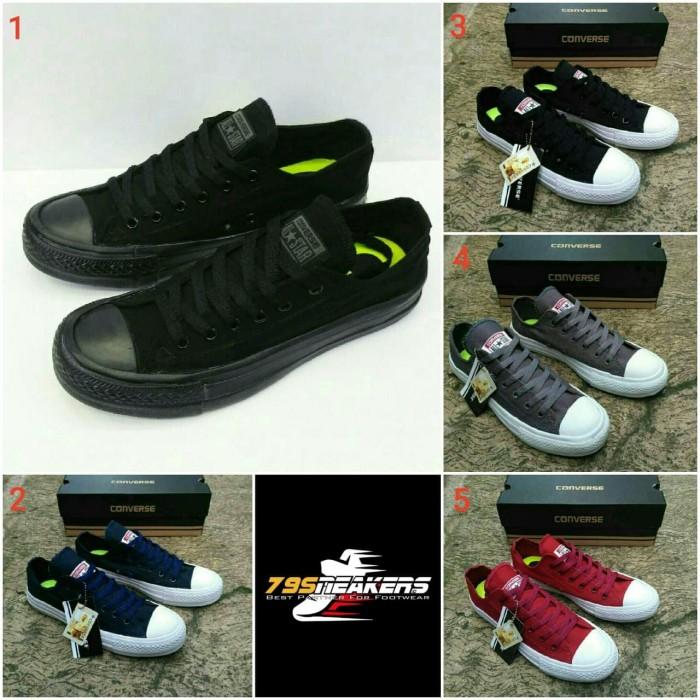 Jual Converse CT Chuck Taylor Premium Original   Sepatu Sekolah ... 59fb672eb6