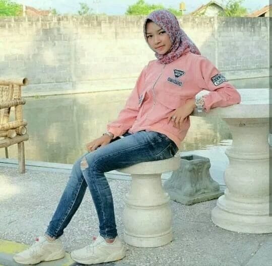 Jaket Bomber Wanita Attention Pink ( sweater   jas   blazer   parka ) eb5bd4e84d