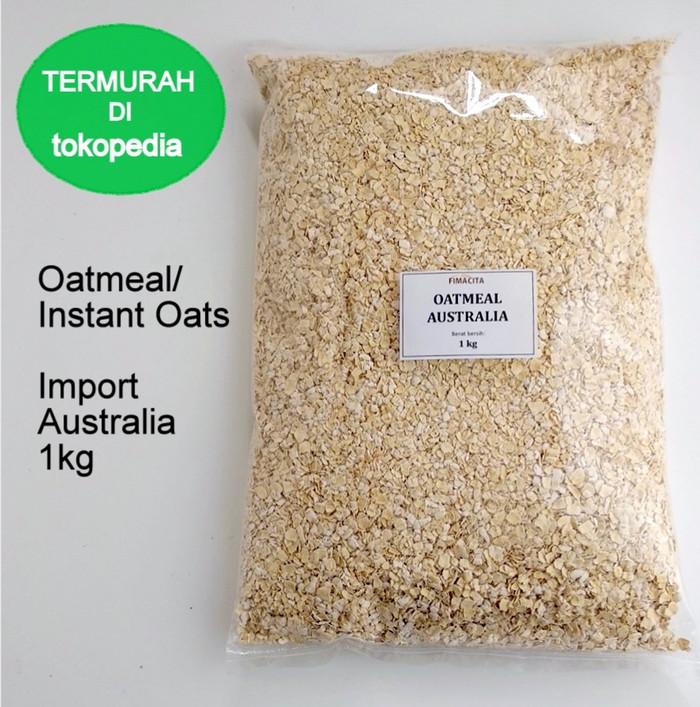 Oatmeal Instant oats / Quick oatmeal