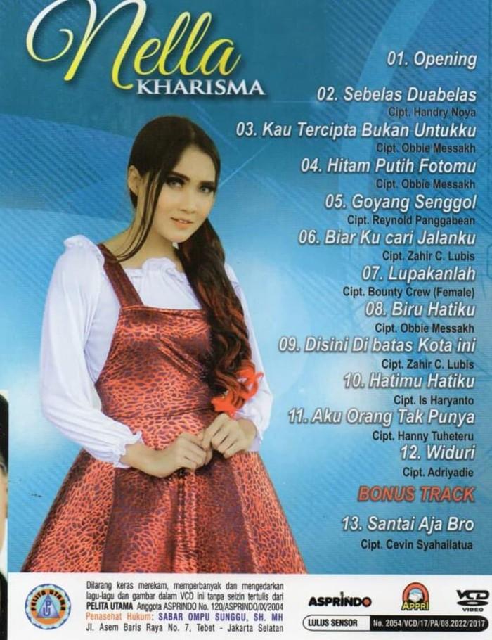 Jual VCD ORIGINAL Nella Kharisma - Sebelas Duabelas - DKI Jakarta -  HI'Studio Rekaman | Tokopedia