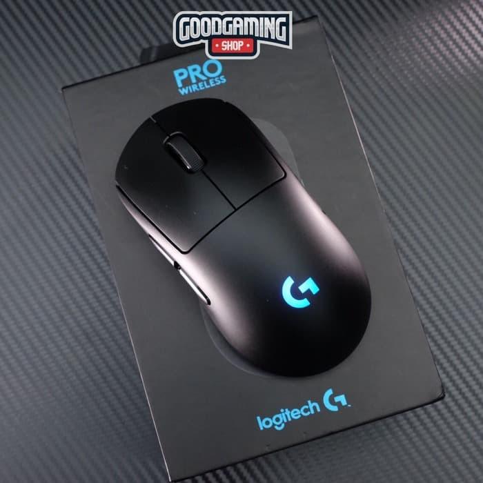 3c1c6d4469c Jual Logitech G pro Wireless Gaming Mouse - market immanuel | Tokopedia