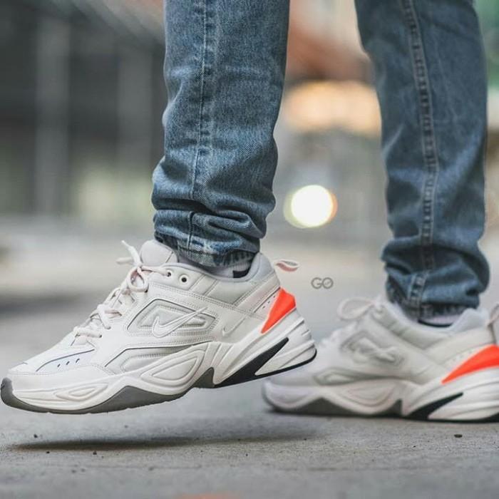 dc95883359 Jual Sepatu Nike M2k Tekno Phantom Olive Grey (Premium Original ...
