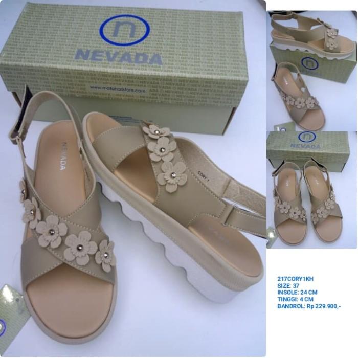 ... harga Sepatu sandal branded nevada murah size 37 Tokopedia.com 8dea608c0b