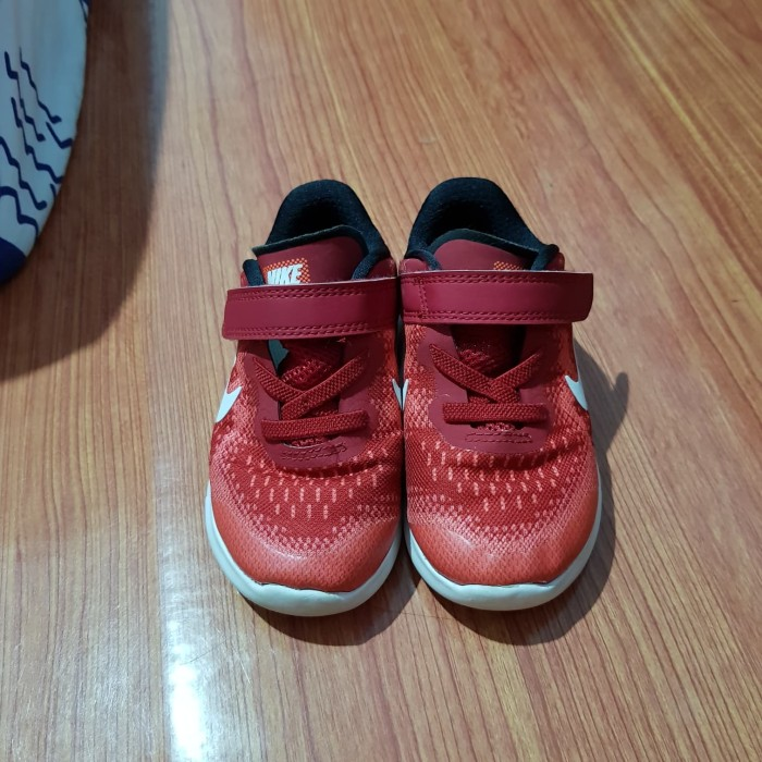 06d24cb3382d Jual Nike free run original red kids (preloved) - Dee Collection ...